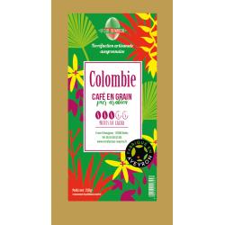 Café de Colombie - Huila Pitalito - SCA Grade 1 - Lavé - LIMON, torréfaction artisanale