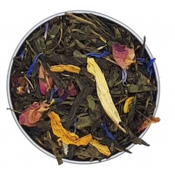 Thé vert, Tous les matins du monde, Christine Dattner, 100g