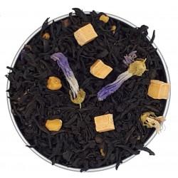 Thé noir, Cookies Vanille Caramel, Christine Dattner, 100g