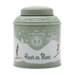 Hiver Blanc Boite de 50g